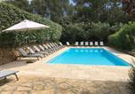 Location vacances Le Beausset - Family Apartment, 2-8 People, In Provence Mas 16th Cent, Pool, Garden, Parking-1