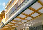 Hôtel Bucaramanga - Hotel León Dorado-1