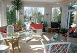 Hôtel Baabe - Villa im Ostseebad Baabe-4