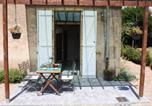 Location vacances Bourbon-Lancy - Gîte Donjon-4