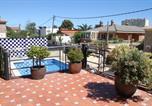 Location vacances Montbrió del Camp - Chalet con piscina privada en zona tranquila de Cambrils-2