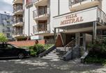 Location vacances Świnoujście - Apartamenty Laguna Villa Mistral-1