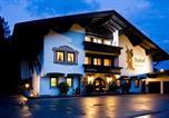Hôtel Aschau im Zillertal - Hotel Garni Jagdhof-1