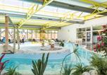 Camping avec Parc aquatique / toboggans Pays de la Loire - Camping Bel Air -2