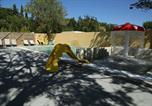 Camping avec Piscine couverte / chauffée Aude - Flower Domaine de la Palme-1