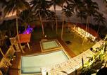Hôtel Wadduwa - Blue Beach Hotel-2