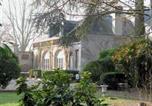 Hôtel Chambord - Chambre d'hotes Les Rives de la Tronne-1