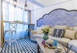 Location vacances Guangzhou - Binjiang east road Boutique Apartment 00149050-1