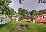 Location vacances Ann Arbor - Waterfront Home on Portage Lake with Dock and Deck-2