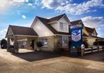 Hôtel Rotorua - Malones Spa Motel-1