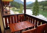 Location vacances Ružomberok - Hrabovo Lake View Apartment-2
