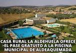 Location vacances Calzada de Calatrava - Casa La Aldehuela-2