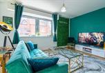 Location vacances Birmingham - Versace Luxury Apartment - Birmingham City Centre - Jewellery Quarter - Smart Tv In Evry Room & Free Wifi - By Maevela-3
