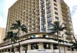 Hôtel Honolulu - Ohana Waikiki East by Outrigger-2