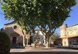 Location vacances Mourèze - Plein Sud : jolie maison dans village pittoresque de l'Hérault.-2