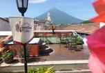 Hôtel Antigua Guatemala - D'Leyenda Hotel-3