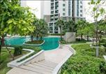 Location vacances Bang Kapi - Vanila Dreaming Sky Lurxury-3