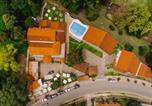 Hôtel Villa General Belgrano - Rancho Grande Hotel-2