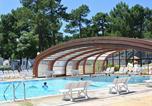 Camping 4 étoiles Le Château-d'Oléron - Immobilhome sur Camping à Ronce Les Bains