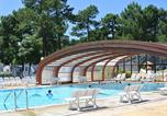 Camping Marennes - Immobilhome sur Camping La Pignade-1