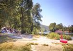 Camping avec Site nature Pujols - Camping Le Clos Bouyssac-1