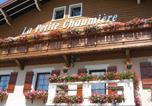 Hôtel Ain - La Petite Chaumiere-3