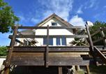 Location vacances Cotentin - Magnificent view from this tastefully decorated holiday home at 200 m from the sea-2