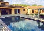 Location vacances Pertuis - Holiday home Avenue Pierre Augier-2