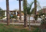 Hôtel Ensenada - Cabañas Rancho Palos Verdes-4