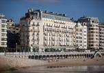 Hôtel 4 étoiles Hendaye - Hotel de Londres y de Inglaterra-1