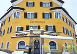 Hôtel Samedan - Hotel Terminus-4