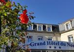 Hôtel Haute-Saône - Grand Hôtel Du Nord - Room Service Disponible-3