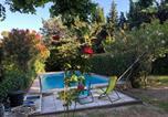 Location vacances Cassis - Villa méditerranéenne avec parc cloturé Cassis-1