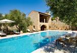 Location vacances Βάμος - Arosmari Cottages-1