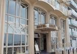 Hôtel 4 étoiles Ostende - Hotel Beach Palace-1