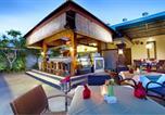 Hôtel Denpasar - The Banyumas Villa-1