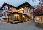 Hôtel Stara Zagora - Семеен хотел Магнолия-2