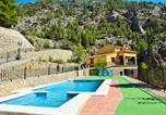 Location vacances Hornos - Casas Rurales Mirador de Zumeta-2