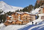 Hôtel 4 étoiles Val-d'Isère - Résidence Carlina-1