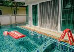 Location vacances Ban Chang - Good Vibes Luxury Pool Villa Pattaya-2