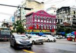 Hôtel Myanmar - The Sat Yangon-1