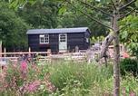 Location vacances Sidmouth - Luxury shepherd hut Our hand built luxury shepherd-2