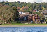 Hôtel Taupo - Cascades Lakefront Motel-1