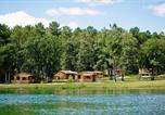 Camping avec Piscine Petit-Palais-et-Cornemps - Camping Orphéo-négro-1