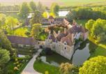 Hôtel Les Champeaux - Chateau du Blanc Buisson-1