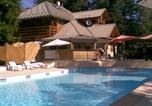 Camping avec WIFI Castellane - Camping Les Relarguiers-1