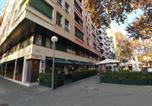 Hôtel Bord de mer de Barcelone - La Ciudadela-1