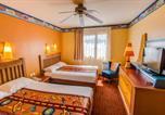 Hôtel Bussy-Saint-Georges - Disney's Hotel Santa Fe®-2