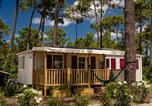 Camping avec Piscine couverte / chauffée Lanton - Les Viviers-2
