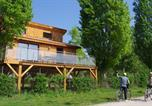 Camping avec Bons VACAF Ain - Camping Sites et Paysages Kanopée Village-2